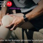 Aprecierea factorilor de risc la nivelor picioarelor in cazul pacientilor cu diabet