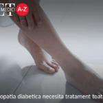 Arteriopatia diabetica necesita tratament toata viata