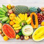 8 fructe care contin putin zahar