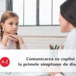 Comunicarea cu copilul la primele simptome de diabet