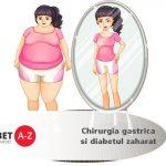 Chirurgia bariatrica (gastrica) si diabetul zaharat