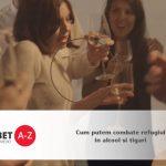Cum putem combate refugiul in alcool si tigari?