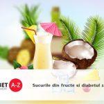 Sucurile din fructe si diabetul zaharat