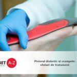 Piciorul diabetic si crampele: sfaturi de tratament