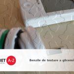 Benzile de testare a glicemiei