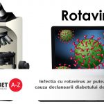 Infectia cu rotavirus ar putea fi cauza declansarii diabetului de tip 1