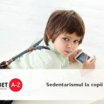 Sedentarismul la copii