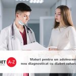 Sfaturi pentru un adolescent nou diagnosticat cu diabet zaharat de tip 1