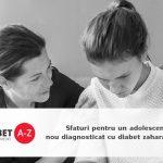 Sfaturi pentru un adolescent nou diagnosticat cu diabet zaharat tip 2
