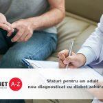 Sfaturi pentru un adult nou diagnosticat cu diabet zaharat tip 2