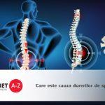 Care este cauza durerilor de spate?