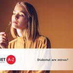 Diabetul are miros?