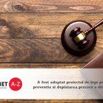 A fost adoptat proiectul de lege privind preventia si depistarea precoce a diabetului