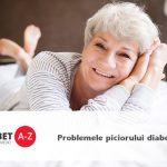 Problemele piciorului diabetic