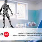 Folosirea inteligentei artificiale pentru a depista durerea la nivelul piciorului