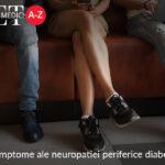7 Simptome ale neuropatiei periferice diabetice